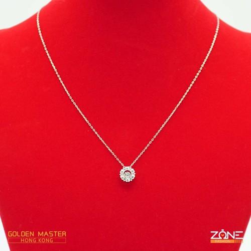 Dây chuyền bạc 925 nữ cao cấp Vòng tròn tình yêu GOLDEN MASTER - 9132098 , 18840732 , 15_18840732 , 698000 , Day-chuyen-bac-925-nu-cao-cap-Vong-tron-tinh-yeu-GOLDEN-MASTER-15_18840732 , sendo.vn , Dây chuyền bạc 925 nữ cao cấp Vòng tròn tình yêu GOLDEN MASTER