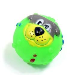 Đồ chơi bóng cao su bíp bíp hình chó