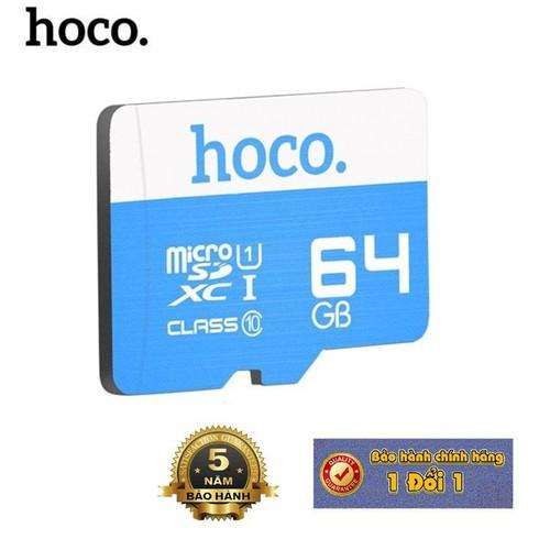 Thẻ Nhớ Micro SDHC Class 10 Hoco 64GB