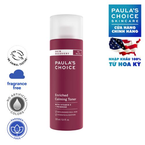 Nước Cân Bằng Phục Hồi Độ Ẩm Cho Da Paula's Choice Skin Recovery Enriched Calming Toner 190ml - 9141768 , 18851197 , 15_18851197 , 690000 , Nuoc-Can-Bang-Phuc-Hoi-Do-Am-Cho-Da-Paulas-Choice-Skin-Recovery-Enriched-Calming-Toner-190ml-15_18851197 , sendo.vn , Nước Cân Bằng Phục Hồi Độ Ẩm Cho Da Paula's Choice Skin Recovery Enriched Calming Toner