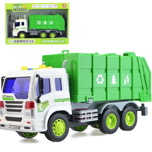 Xe ô tô chở rác đồ chơi trẻ em Xe có 6 bánh chạy đà có âm thanh và đèn tỉ lệ 1 16 - 4950193 , 17843020 , 15_17843020 , 259000 , Xe-o-to-cho-rac-do-choi-tre-em-Xe-co-6-banh-chay-da-co-am-thanh-va-den-ti-le-1-16-15_17843020 , sendo.vn , Xe ô tô chở rác đồ chơi trẻ em Xe có 6 bánh chạy đà có âm thanh và đèn tỉ lệ 1 16