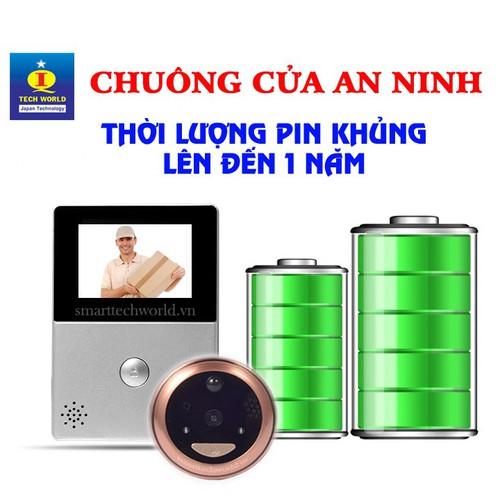 Camera chuông cửa - Chuông cửa màn hình - Chuông cửa an ninh - 4749819 , 17842398 , 15_17842398 , 4550000 , Camera-chuong-cua-Chuong-cua-man-hinh-Chuong-cua-an-ninh-15_17842398 , sendo.vn , Camera chuông cửa - Chuông cửa màn hình - Chuông cửa an ninh