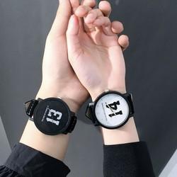 Đồng hồ - Đồng hồ đôi mẫu mới 2019 HL04ĐH8