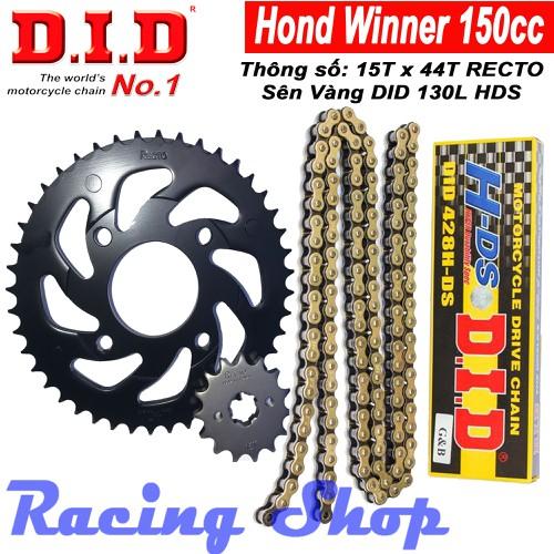Nhông sên dĩa Recto Cover cho Honda Winner 150cc - Sên Vàng DID - Thái Lan - 4953703 , 17862851 , 15_17862851 , 770000 , Nhong-sen-dia-Recto-Cover-cho-Honda-Winner-150cc-Sen-Vang-DID-Thai-Lan-15_17862851 , sendo.vn , Nhông sên dĩa Recto Cover cho Honda Winner 150cc - Sên Vàng DID - Thái Lan