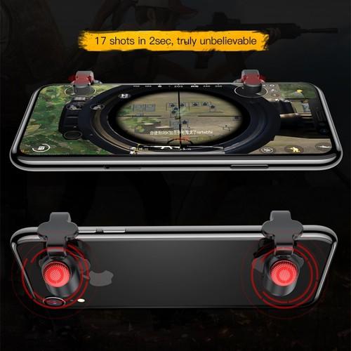 Bộ Nút Cơ Điều Khiển Hỗ Trợ Bắn Baseus Red-Dot Mobile Game Scoring Tool