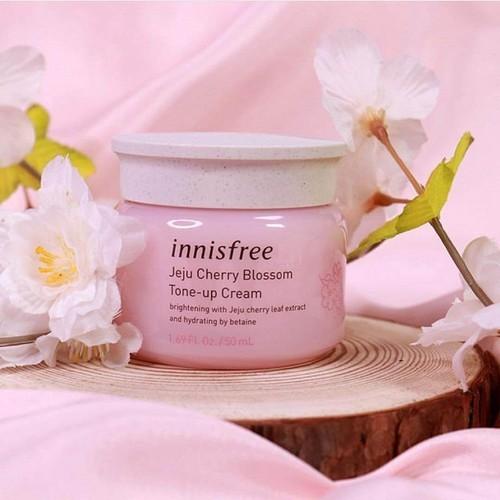 Kem dưỡng trắng da nâng tone Innis.free Jeju Cherry Blossom Tone Up Cream - 8441731 , 17848479 , 15_17848479 , 350000 , Kem-duong-trang-da-nang-tone-Innis.free-Jeju-Cherry-Blossom-Tone-Up-Cream-15_17848479 , sendo.vn , Kem dưỡng trắng da nâng tone Innis.free Jeju Cherry Blossom Tone Up Cream