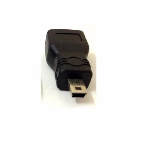 Đầu chuyển đổi Mini USB to USB OTG - Đen. - 8441684 , 17848425 , 15_17848425 , 40000 , Dau-chuyen-doi-Mini-USB-to-USB-OTG-Den.-15_17848425 , sendo.vn , Đầu chuyển đổi Mini USB to USB OTG - Đen.