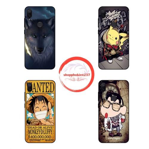 Ốp Lưng Xiaomi Redmi 7 Ốp Dẻo Mềm In Hình Cực Đẹp Đa Dạng