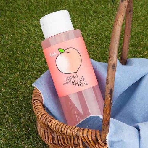 NƯỚC HOA HỒNG PRRETI: EVERYDAY PRETTY PEACH TONER