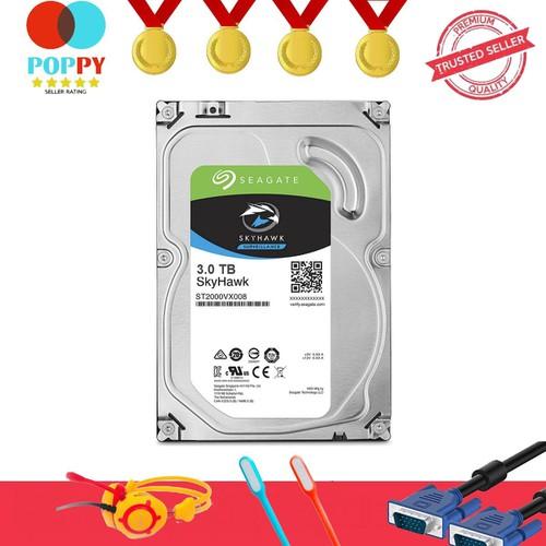 Ổ cứng gắn trong HDD Seagate SkyHawk 3TB SATA 6Gbs + Quà Tặng - 8463959 , 17854999 , 15_17854999 , 2972500 , O-cung-gan-trong-HDD-Seagate-SkyHawk-3TB-SATA-6Gbs-Qua-Tang-15_17854999 , sendo.vn , Ổ cứng gắn trong HDD Seagate SkyHawk 3TB SATA 6Gbs + Quà Tặng