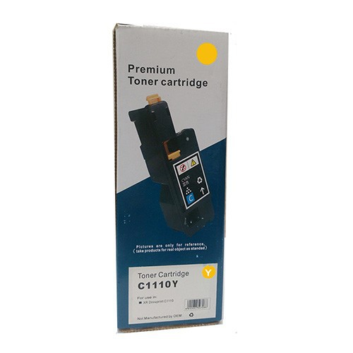 Hộp mực Xerox CT201120,C1110Y- màu vàng