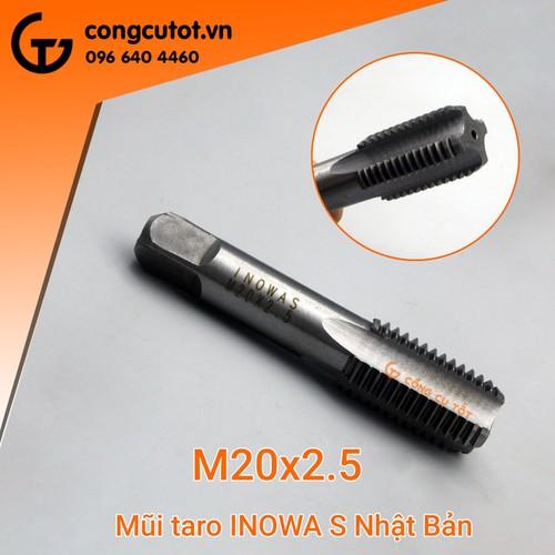 Taro tay M20*2.5 Inowas - 7612938 , 17852153 , 15_17852153 , 75000 , Taro-tay-M202.5-Inowas-15_17852153 , sendo.vn , Taro tay M20*2.5 Inowas