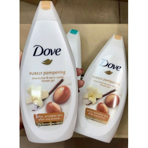 sữa tắm Dove hương vanila 500ml - 8436948 , 17846738 , 15_17846738 , 72000 , sua-tam-Dove-huong-vanila-500ml-15_17846738 , sendo.vn , sữa tắm Dove hương vanila 500ml