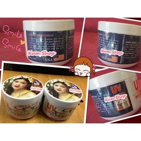 Kem dưỡng trắng da toàn thân Star Top Ice Cream UV3 day Whitening  - Whitening