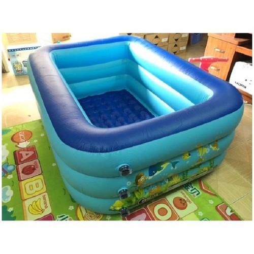 Bể bơi 3 tầng 1m5