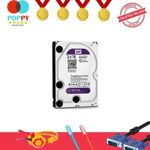 Ổ cứng gắn trong HDD Western Purple 3TB SATA 6Gbs + Quà Tặng - 8452699 , 17851274 , 15_17851274 , 3112500 , O-cung-gan-trong-HDD-Western-Purple-3TB-SATA-6Gbs-Qua-Tang-15_17851274 , sendo.vn , Ổ cứng gắn trong HDD Western Purple 3TB SATA 6Gbs + Quà Tặng