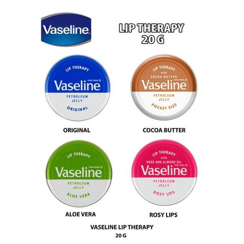 Son dưỡng môi Vaseline – Lip Therapy