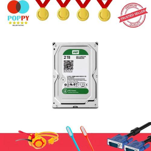 Ổ cứng gắn trong HDD Western Green 2TB SATA 6Gbs + Quà Tặng - 8450659 , 17850797 , 15_17850797 , 2302500 , O-cung-gan-trong-HDD-Western-Green-2TB-SATA-6Gbs-Qua-Tang-15_17850797 , sendo.vn , Ổ cứng gắn trong HDD Western Green 2TB SATA 6Gbs + Quà Tặng