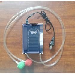 Máy sục khí oxy 2 vòi - Máy sục khí oxy 2 vòi