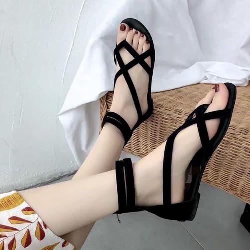 Giày sandal nữ đế bệt xỏ ngón - 8472123 , 17857954 , 15_17857954 , 235000 , Giay-sandal-nu-de-bet-xo-ngon-15_17857954 , sendo.vn , Giày sandal nữ đế bệt xỏ ngón