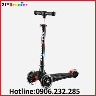 Xe trượt scooter - Xe trượt scooter cho bé - Xe trượt scooter 3 bánh - Xe trượt scooter thumbnail