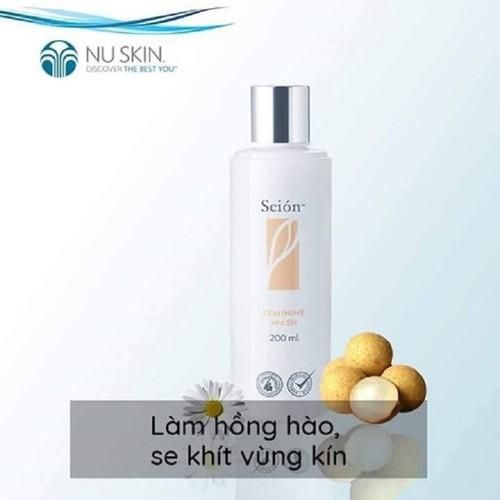 Dung dịch vệ sinh phụ nữ Scion Feminine Wash Nuskin 200ml