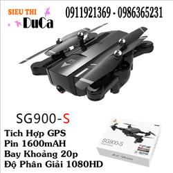 Flycam SG900-S, GPS định vị, camera HD 1080p Mới