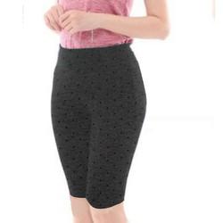 XẢ HÀNG HÈ THU - SHOP HÀ NỘI - Quần leggin lửng lưng thun cotton co giãn 4 chiều có 2 size [từ 40kg đến 75kg]