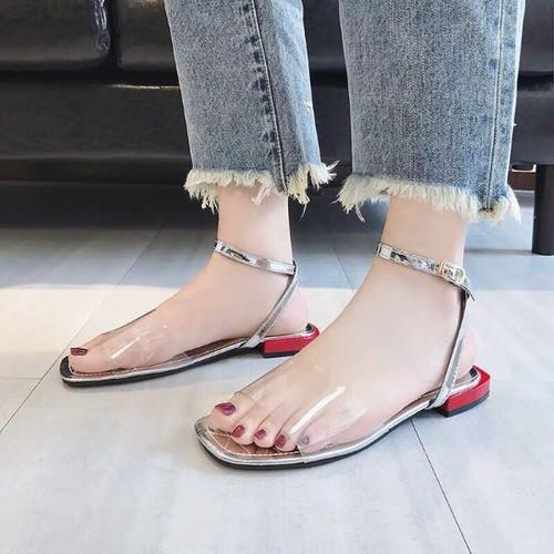 Giày sandal nữ đế bệt bản trong - 7718677 , 17857032 , 15_17857032 , 280000 , Giay-sandal-nu-de-bet-ban-trong-15_17857032 , sendo.vn , Giày sandal nữ đế bệt bản trong