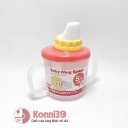 Cốc tập uống cho bé 5 tháng INOMATA 230ml-nội địa Nhật - coc 1