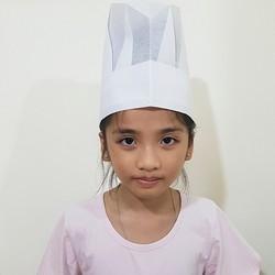 Mũ Nón giấy đầu bếp Trẻ em YS-K