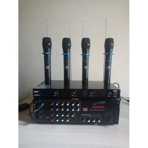 Micro khồng dây SH238 4 tay mic - 11331507 , 18867889 , 15_18867889 , 3500000 , Micro-khong-day-SH238-4-tay-mic-15_18867889 , sendo.vn , Micro khồng dây SH238 4 tay mic