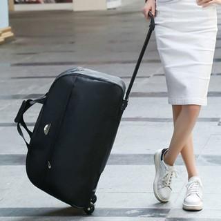 Túi xách du lịch có tay kéo - Túi xách du lịch có tay kéo thumbnail