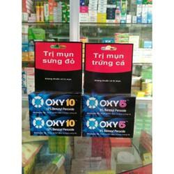 Kem Trị Mụn Oxy 10 -Hàng Chĩnh Hãng