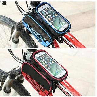 Túi treo sườn xe đạp chống thấm nước - Túi treo sườn xe đạp chống thấm nước - QC- Túi treo sườn Bikeboy -04 thumbnail