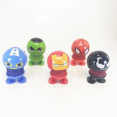 Thú nhún nhảy emoji avenger siêu anh hùng - 17129202 , 18884096 , 15_18884096 , 60000 , Thu-nhun-nhay-emoji-avenger-sieu-anh-hung-15_18884096 , sendo.vn , Thú nhún nhảy emoji avenger siêu anh hùng