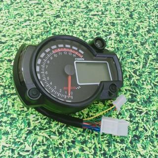 Đồng hồ điện tử Koso RX2N gắn cho các loại xe máy - A439 - A439 thumbnail
