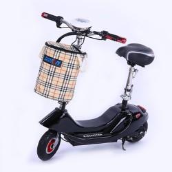 Xe trượt cho bé- Xe scooter điện , xếp gọn, bánh 8' chạy 20 đến 25km