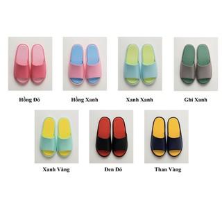 Dép Ullzang Pastel - Xuất Hàn - Hàng đẹp - Dep 1 thumbnail