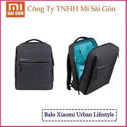 Balo Xiaomi Mi City Backpack - Hàng Chính Hãng - Xám Đậm