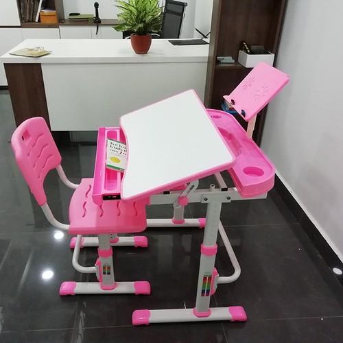 Bàn ghế học sinh - bàn ghế thông minh - chống gù lưng