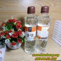 Đường mạch nha 1 chai - thực dưỡng Ohsawa