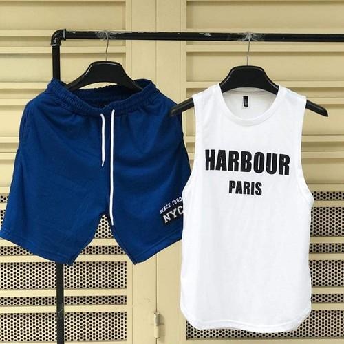 Quần áo tập gym nam - quan ao tap gym nam