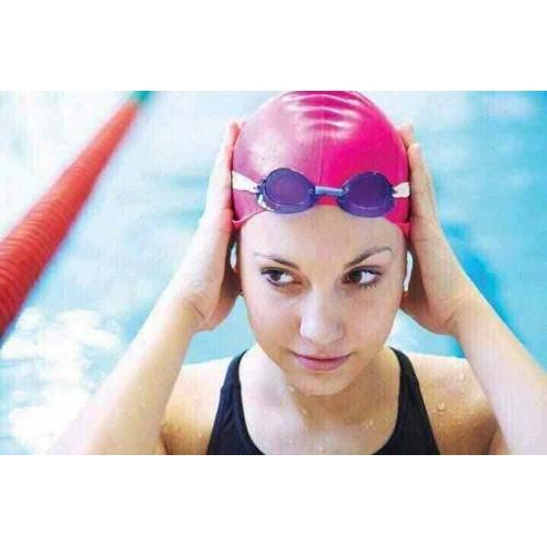Mũ bơi tiện dụng