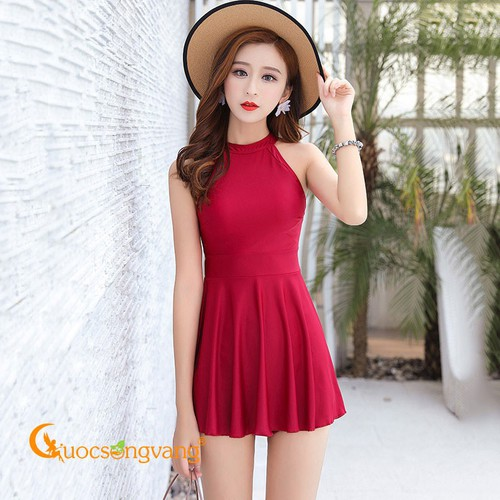 Đồ bơi nữ đẹp màu đỏ đô đồ tắm nữ cổ yếm quần đùi rời GLSWIM048 - 11420040 , 17875498 , 15_17875498 , 375000 , Do-boi-nu-dep-mau-do-do-do-tam-nu-co-yem-quan-dui-roi-GLSWIM048-15_17875498 , sendo.vn , Đồ bơi nữ đẹp màu đỏ đô đồ tắm nữ cổ yếm quần đùi rời GLSWIM048