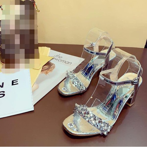 Giày sandal cao gót siêu đẹp