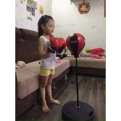 Bộ đấm bốc thể dục cho bé
