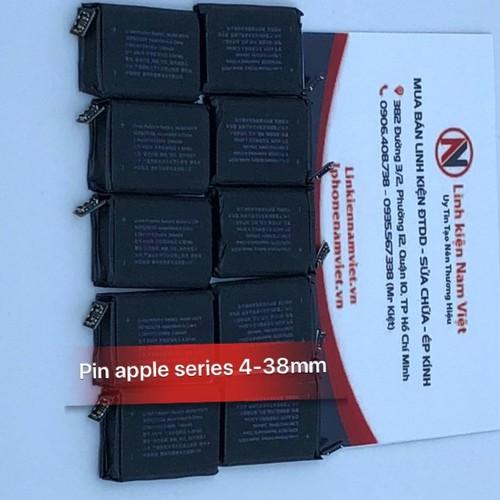 PIN APPLE WATCH SERIES 4-38mm - BẢO HÀNH 3 THÁNG.