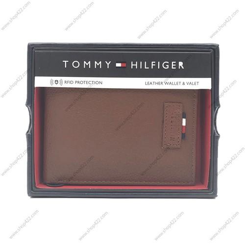 Ví Tommy Hilfiger Tan 31HP220042