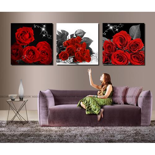 tranh treo tường - tranh hoa nghệ thuât